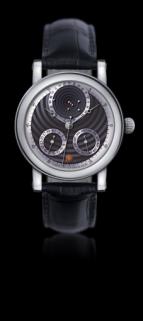 wristwatch details CK PLANETARIUM AS