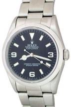 wristwatch Explorer