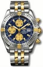 wristwatch Chronomat Evolution Blue