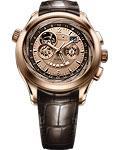 wristwatch Grande Class Open Traveller Multicity