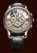 wristwatch Academy Tourbillon Quantieme Perpetual