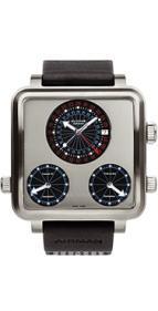 wristwatch Airman 7 Plaza Mayor Titanium