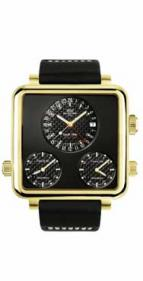 wristwatch Airman 7 Plaza Mayor gold