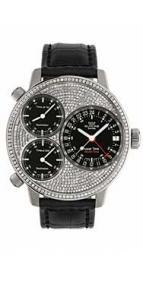 wristwatch Airman 7 diamonds