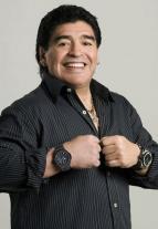 wristwatch Hublot Big Bang Maradona