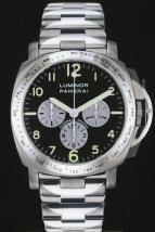 wristwatch 1999 Edition Luminor Chrono Titanium / Steel