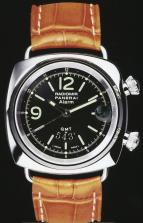 wristwatch 1999 Special Edition Radiomir GMT/Alarm