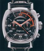 wristwatch California Fluback