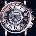 wristwatch Cartier Chronograph