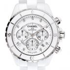 wristwatch J12 Céramique blanche