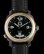 wristwatch D-Date II Drass & Gold