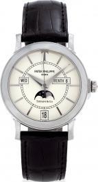 wristwatch Patek Philippe ANNUAL CALENDAR TIFFANY