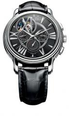wristwatch Academy Tourbillon & Perpetual Calendar Limited